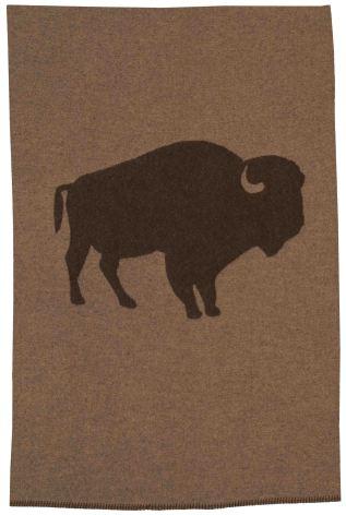 Bison Ridge Bison Throw